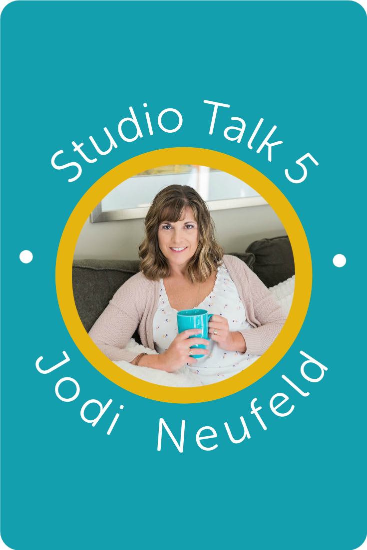 Studio Talk 5 Interview with Jodi Neufeld・Kerstin Martin Squarespace Studio