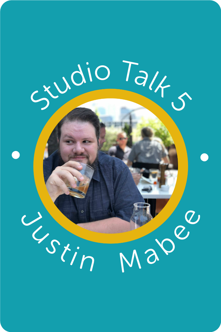 Studio Talk 5・Interviews with Squarespace Web Designers・Kerstin Martin Squarespace Studio