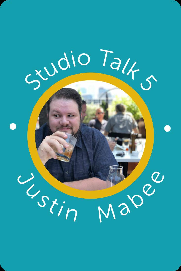 Studio Talk 5・Interviews with Squarespace Web Designers・Kerstin Martin Squarespace Studio