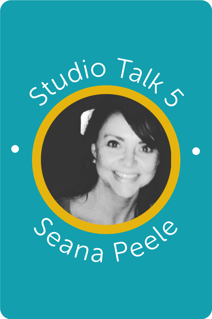 Studio Talk 5・Interviews with Squarespace Web Designers・Seana Peele