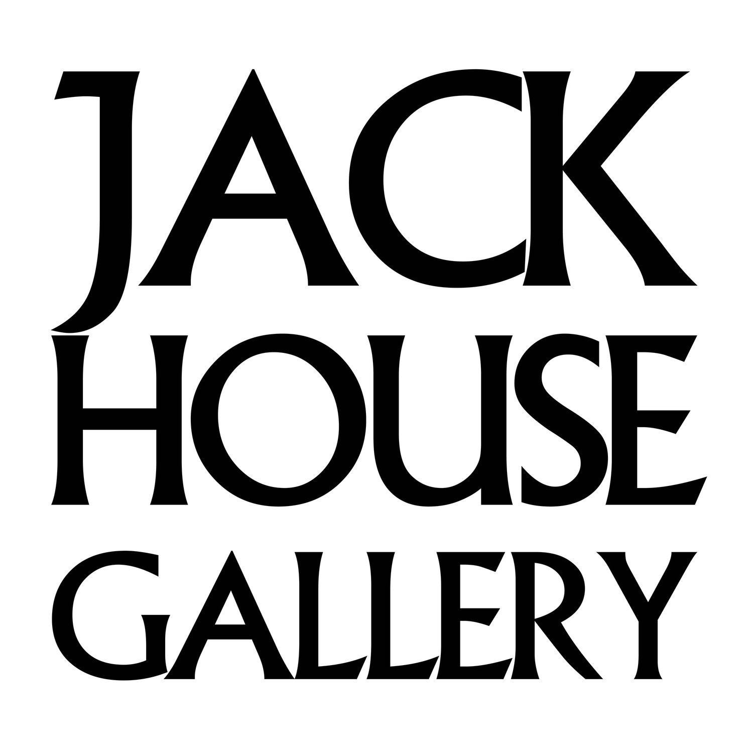 Jack House Gallery