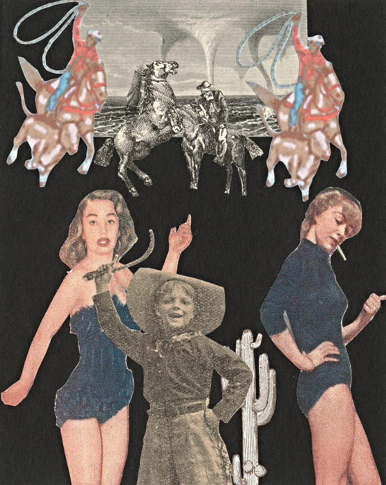 ©Sir Peter Blake/Enitharmon Editions 'The Boys are Dreaming Wicked'