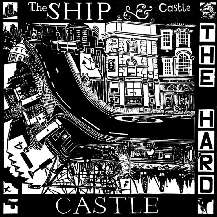 ©Chris Wood 'Ship & Castle'