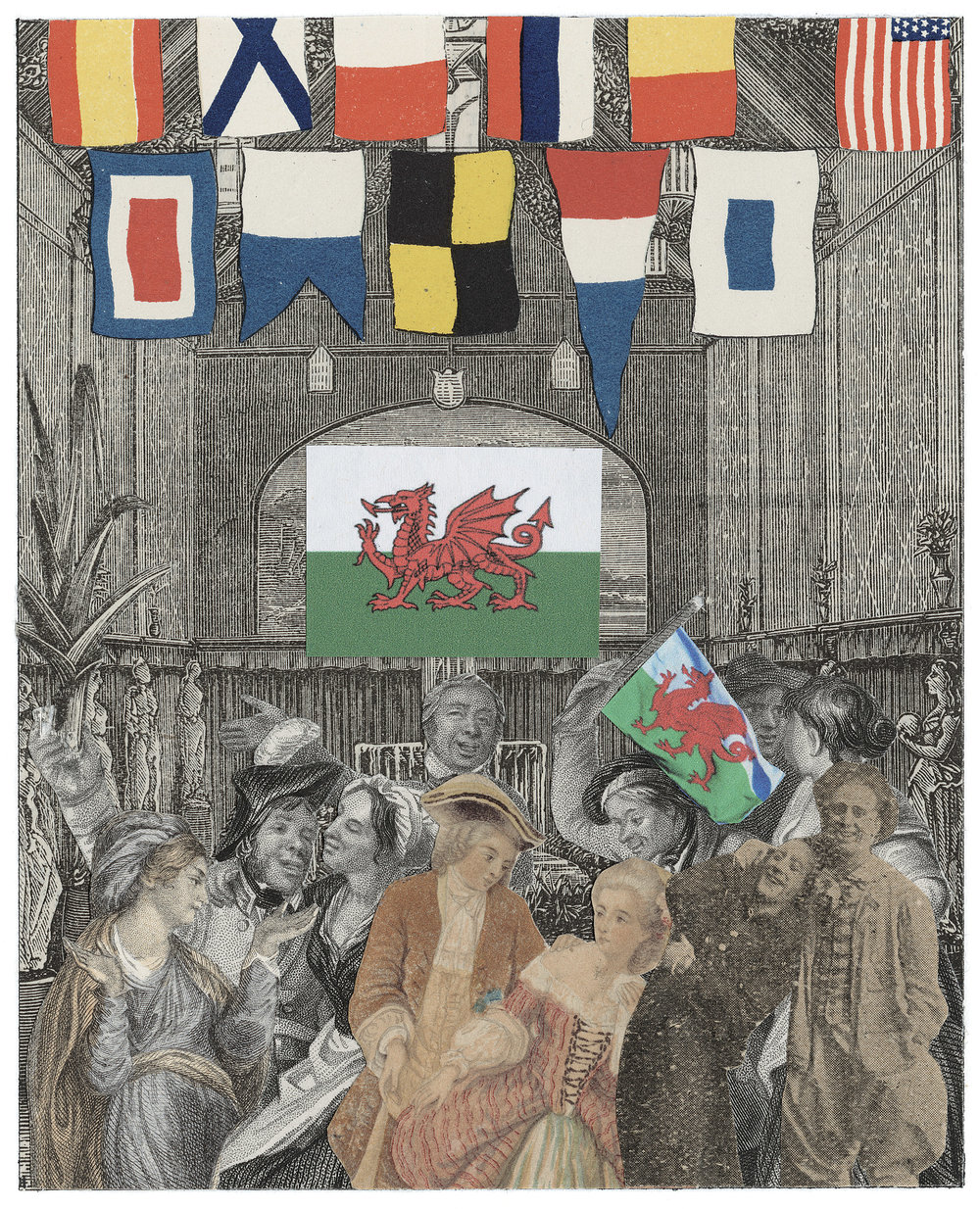 Under Milk Wood Peter Blake
