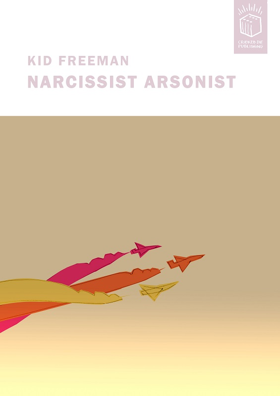 'Narcissist Arsonist' Screenprint Ed of 3 A2 £300