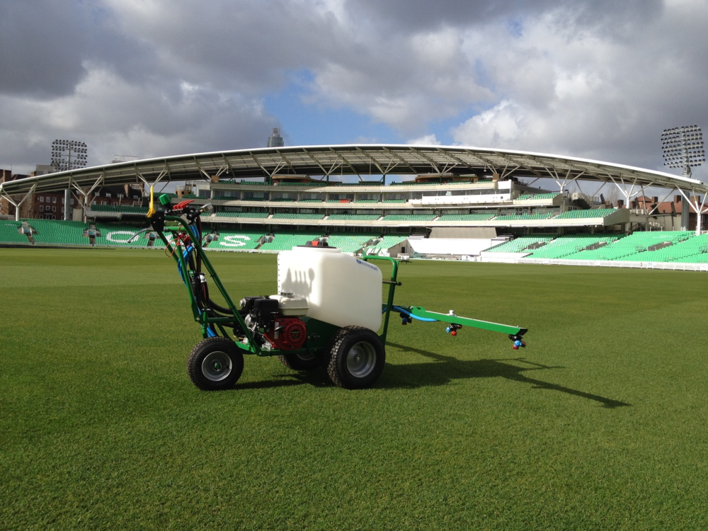 The SPPS machines have found themselves to be key tools in the groundsman's armoury.