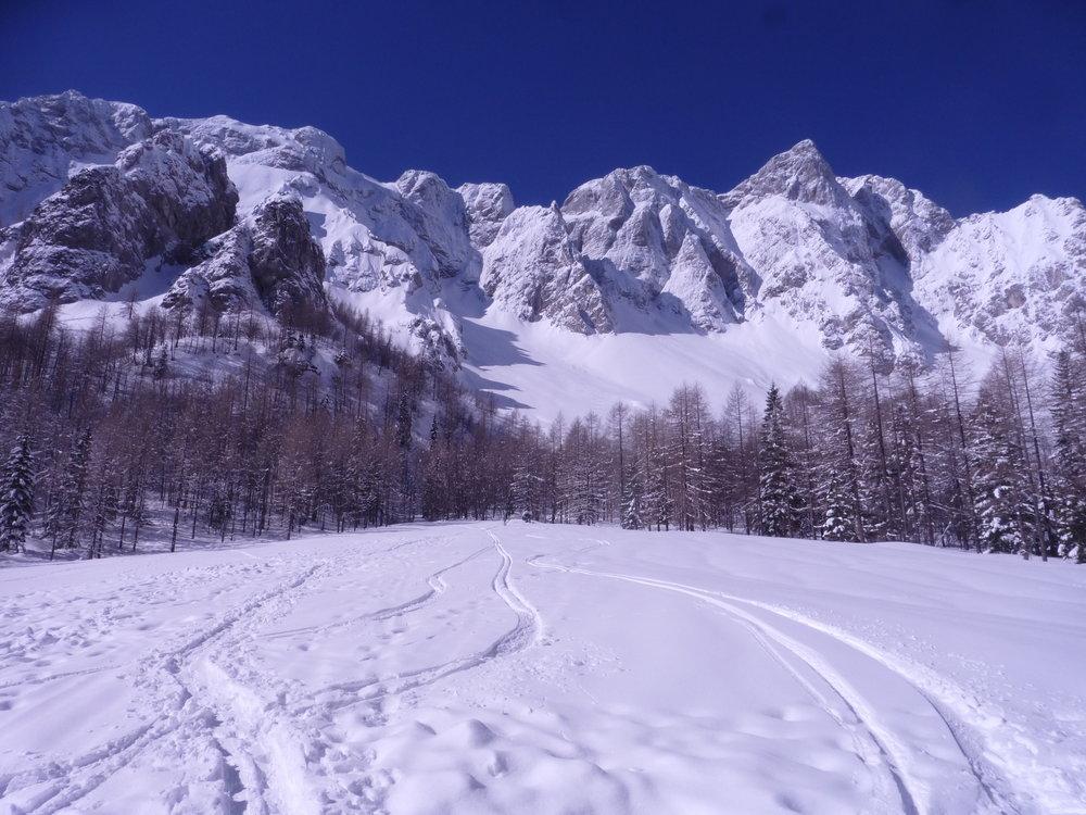 Turska peak & Rinka's mountaing