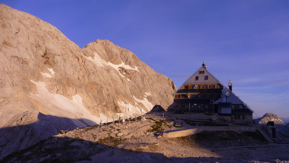The Krederica Hut