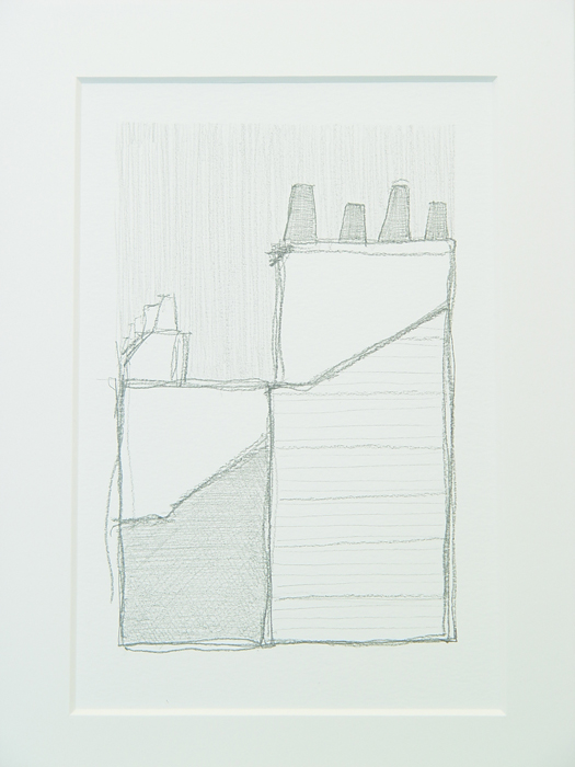 Anna Koenigs - Paris drawing morning N° 2