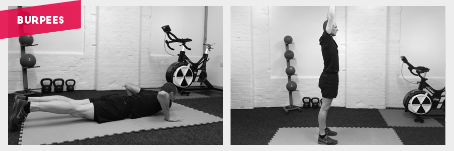 Fantastic for strengthening and mobilising your lower back. If you can lower your whole body, you get to work the arms and chest as well.