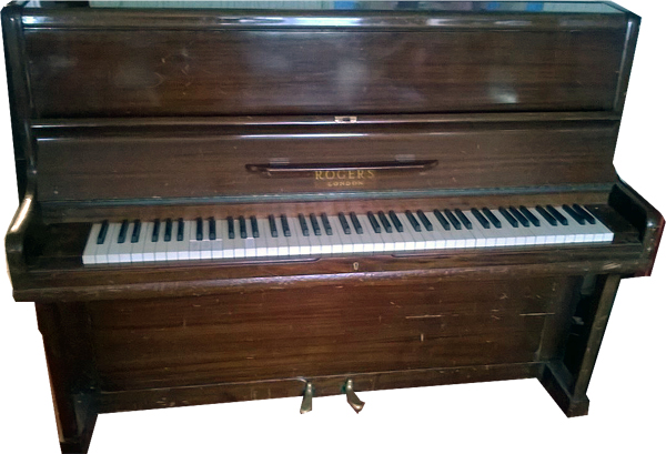 Custom Piano Recording