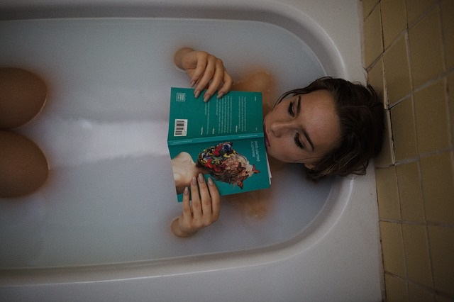 Can a hot bath in the afternoon reduce depression.png