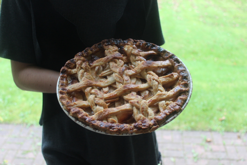 Old Fashion Apple Pie