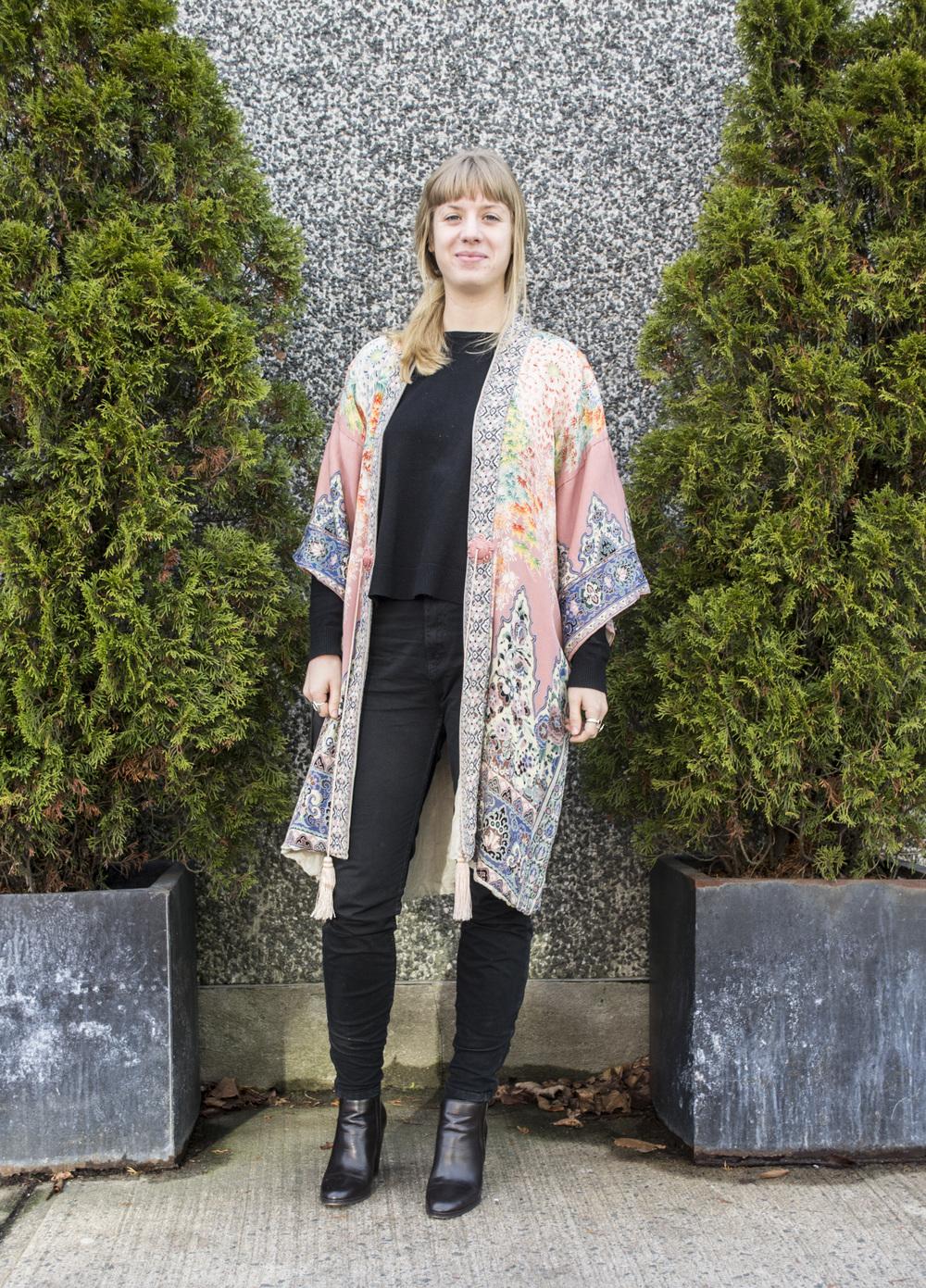 Kaley's Kimonos