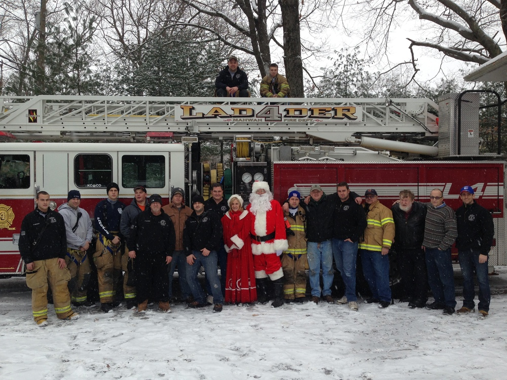 Annual Santa visits Fardale Day