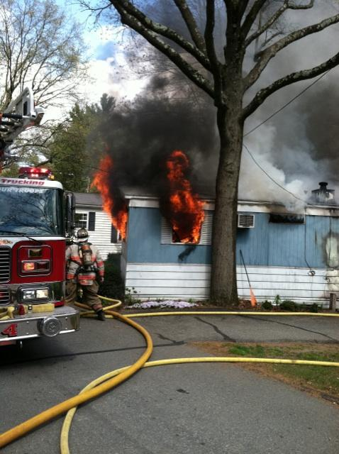 Working Fire, 600 Pulis Ave