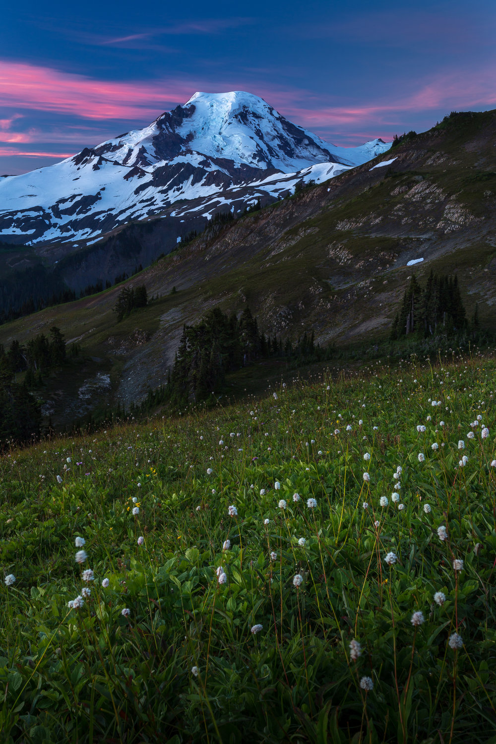 Mount Baker Wilderness, Washington