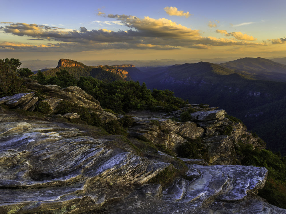 Linville Gorge Wilderness, North Carolina