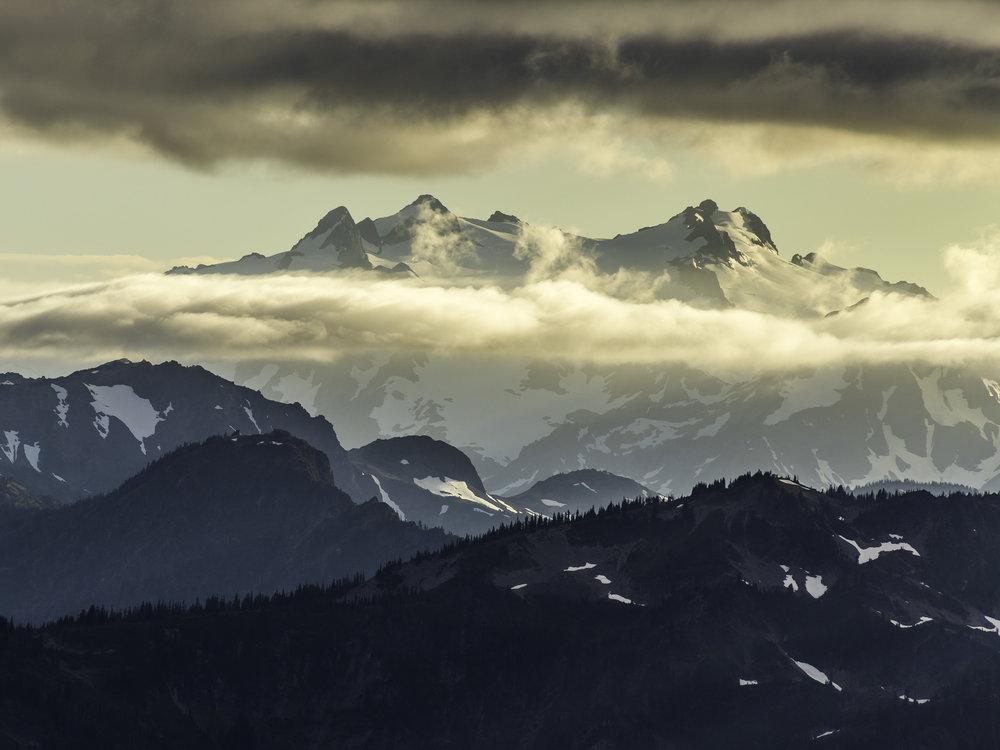 Mount Olympus, Olympic National Park, Washington