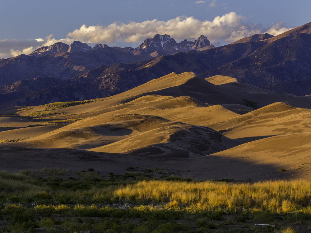 Star Dune, Great Sand Dunes National Park, Colorado