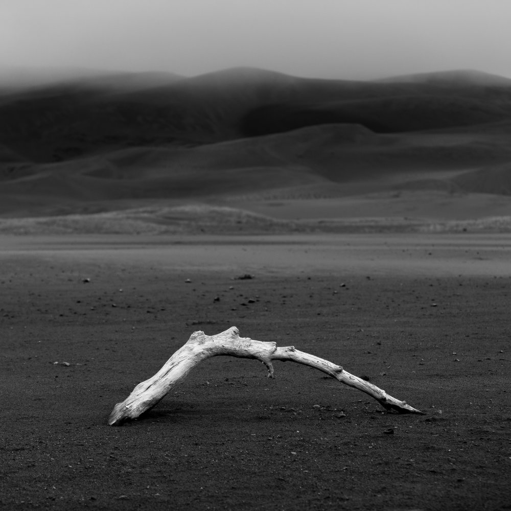 Adrift On A Sea Of Sand, Great Sand Dunes National Park  © Andrew Lockwood 2017