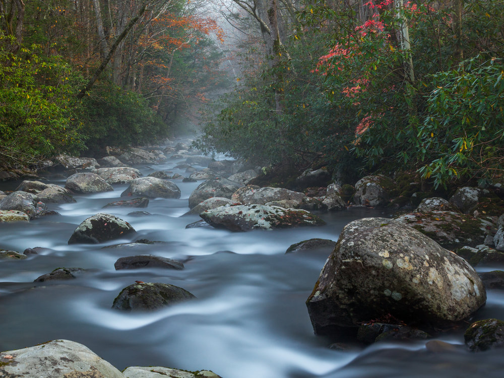 Greenbrier River, Tennessee