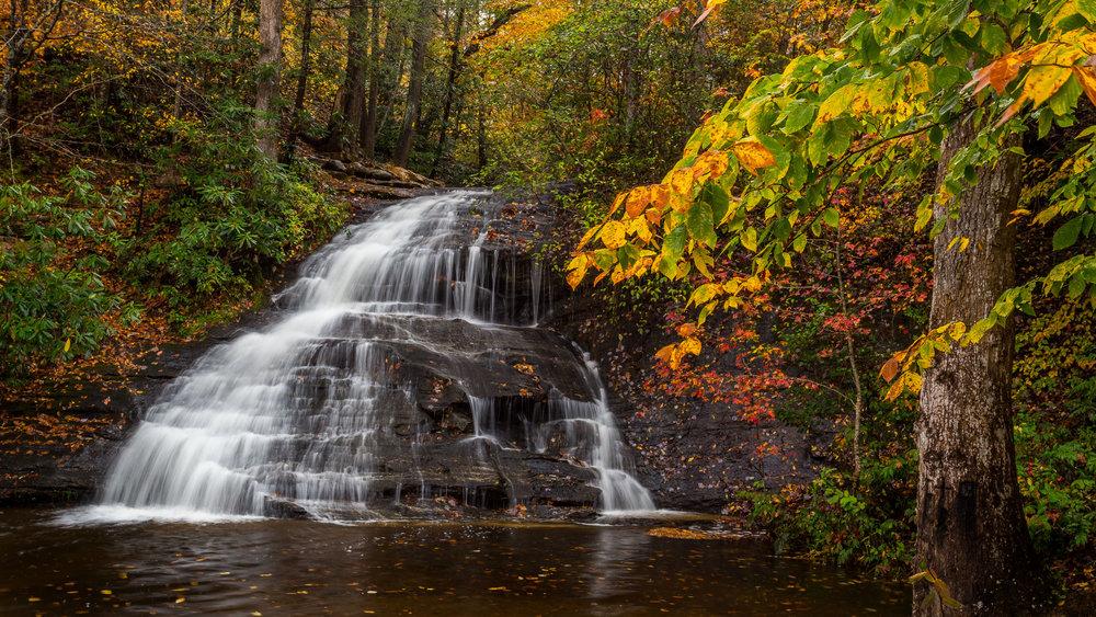 Wildcat Falls, South Carolina