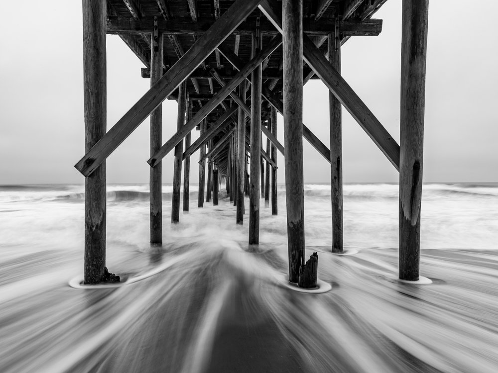 Carolina Beach Fishing Pier, North Carolina