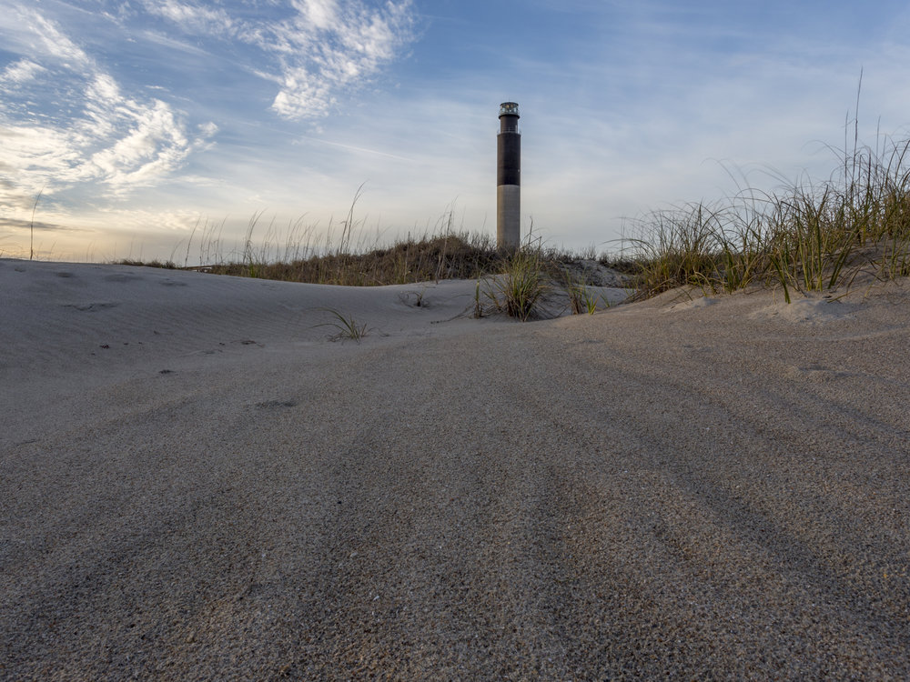 Oak Island Lighthouse, North Carolina