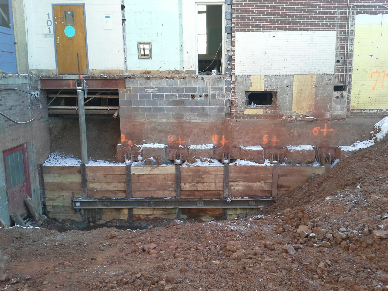 Foundation Underpinning Earthcore Services - Under-pinning-foundations