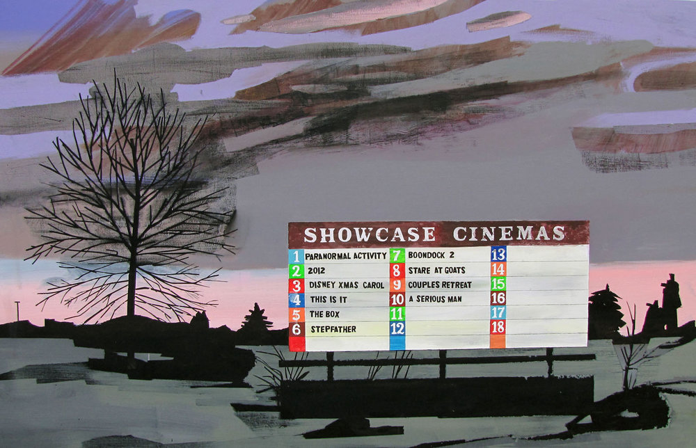 Showcase Cinemas, Revere, MA
