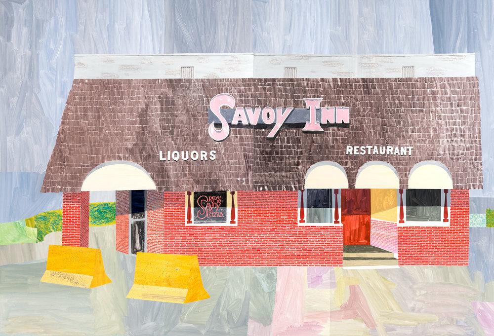 Savoy Inn, St. Paul