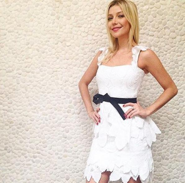Luiza Possi veste Martha Medeiros (Foto: Instagram/Reprodução)