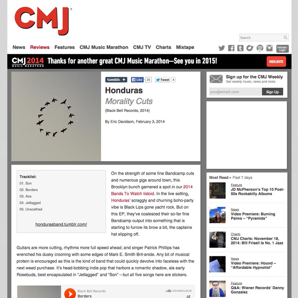 CMJ.com