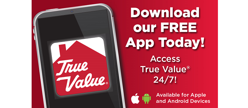 True Value Consumer App