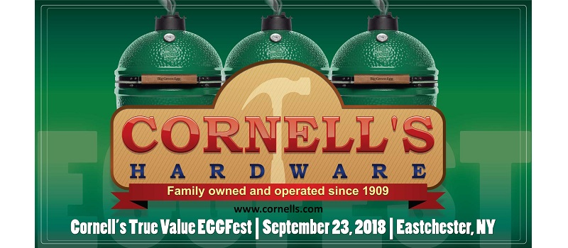 EggFest at Cornell's True Value Hardware