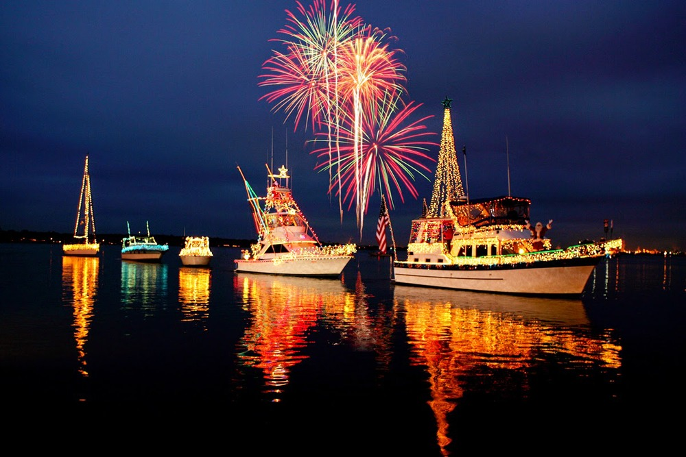 Christmas On the Water By Jack Gamble | 12/19/2014