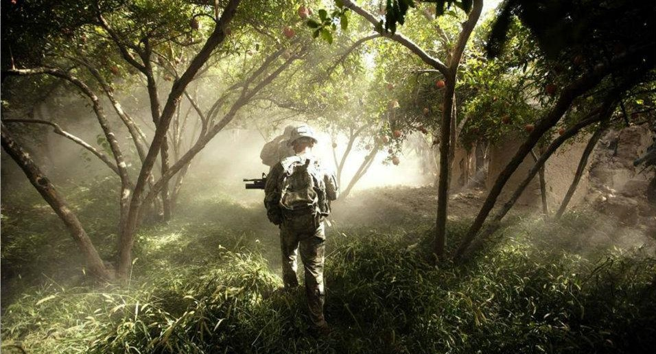 Life and Limb: A Local Veteran's Journey By Justin Mouser
