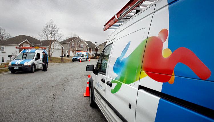 Google Fiber for Lake Charles By Jordan Waldmeier