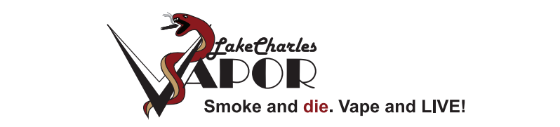 This story sponsored by Lake Charles Vapor