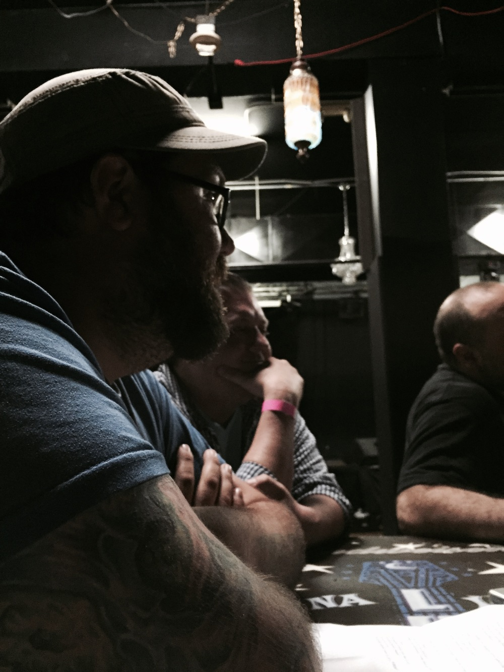 Daniel Fuselier sits down with Honky