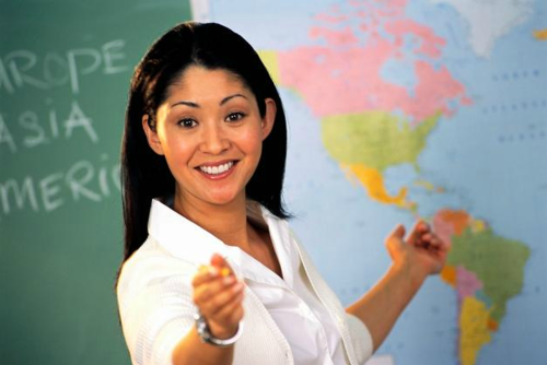 Day in the Classroom: An Educated Guess By Jane Doe