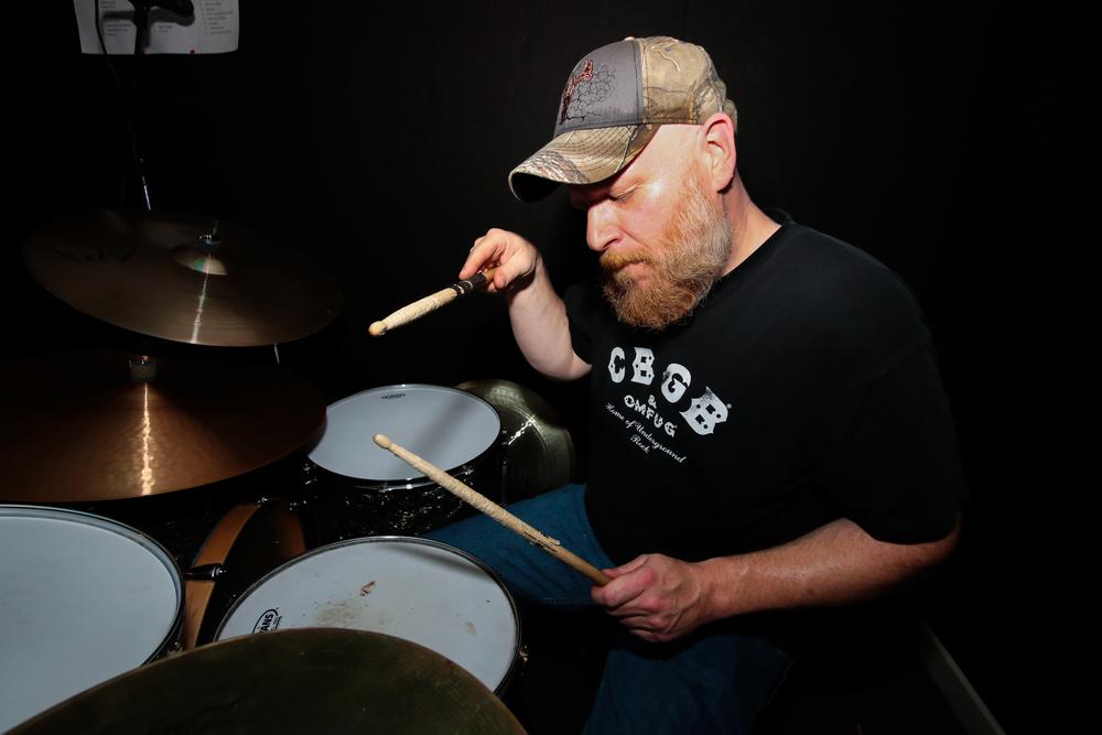 Bryan Hood. Photo by Matt Ison