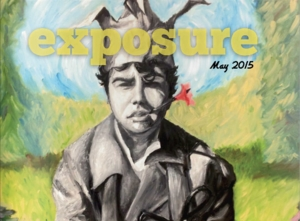 Exposure Magazine May 2015 The Artist Issue