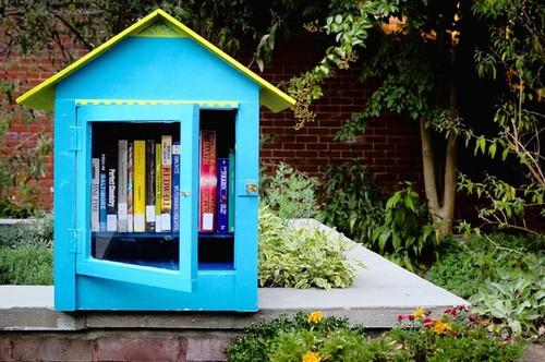 Little Free Libraries By Nikki Sue Alston