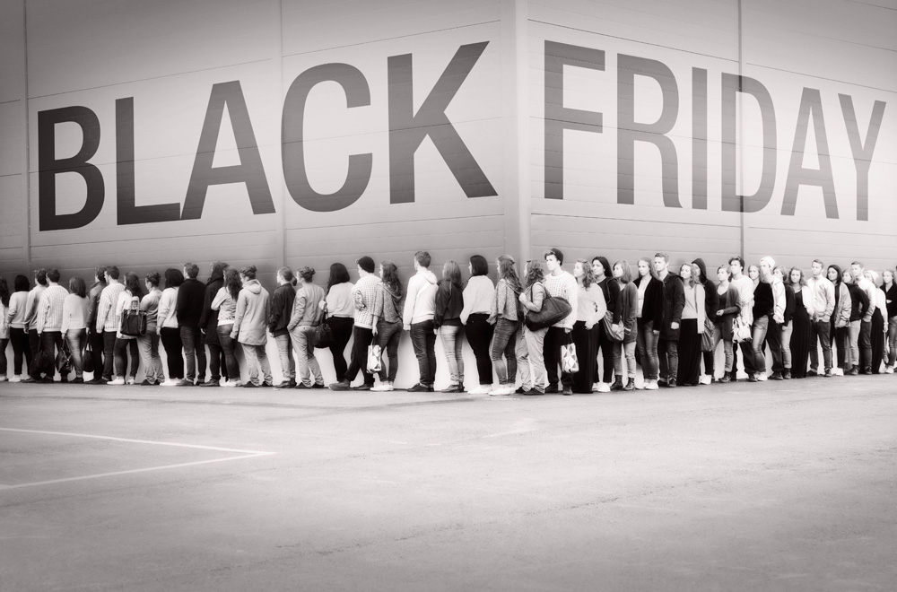 Bye-Bye, Black Friday By Calvin Tyler