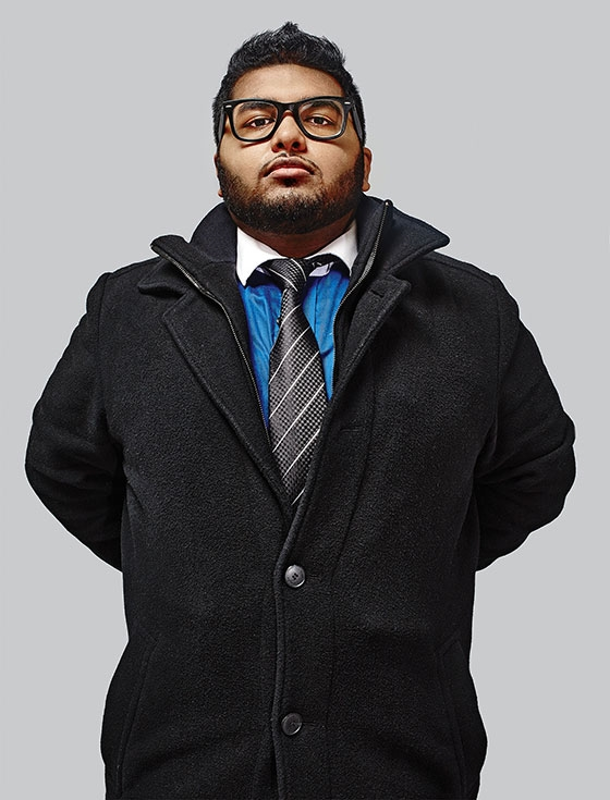 Mohammed Islam. Photo by Bobby Doherty for New York Magazine.