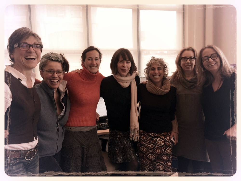 The Wise Women of WNYC
