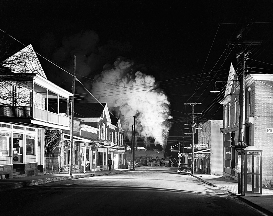 Stanley, Virginia, 1957. Copyright Conrad Link. From The Atlantic's tribute to OWL.