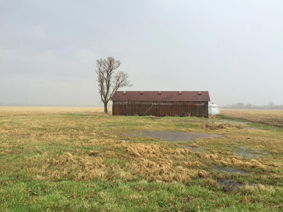 Barn on Rt. 195.